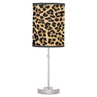 Stylish Leopard Print Lamp