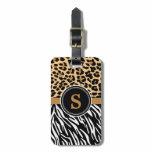 leopard, leopard print, name, personalized,