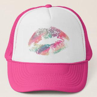 Stylish Lips #10 Trucker Hat
