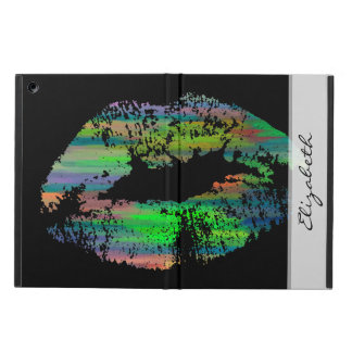 Stylish Lips #12 iPad Air Cover