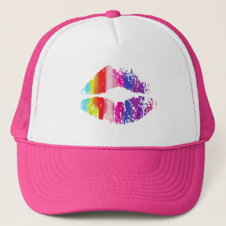 Stylish Lips #2 Trucker Hat