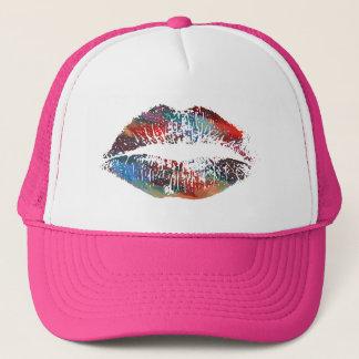 Stylish Lips #3 Trucker Hat