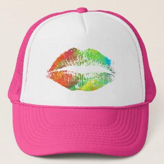 Stylish Lips #4 Trucker Hat