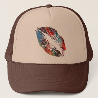 Stylish Lips #5 Trucker Hat