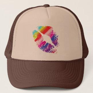 Stylish Lips #6 Trucker Hat