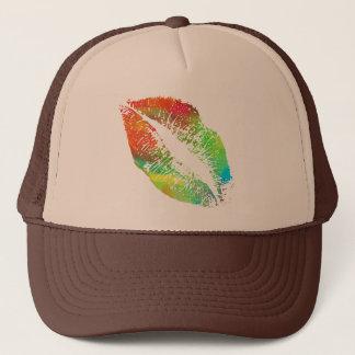 Stylish Lips #7 Trucker Hat