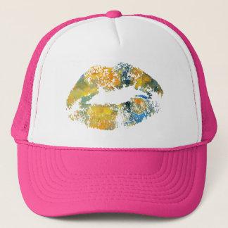Stylish Lips #8 Trucker Hat