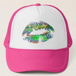 Stylish Lips #9 Trucker Hat