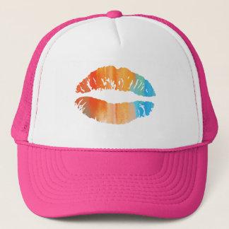 Stylish Lips Trucker Hat
