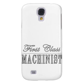 Stylish Machinists : First Class Machinist Samsung Galaxy S4 Cover