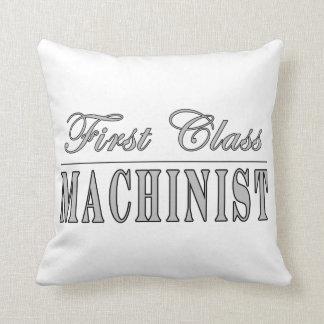 Stylish Machinists : First Class Machinist Pillows