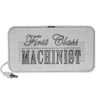 Stylish Machinists : First Class Machinist Speakers