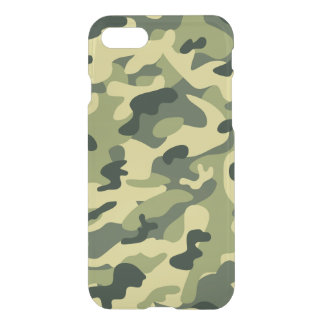 Stylish Manly Camouflage Camo Military Pattern iPhone 8/7 Case
