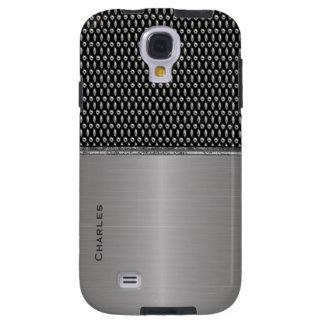 Stylish Metallic Look Samsung Galaxy S4 Case