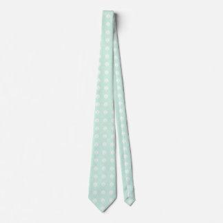 Stylish Mint Green Groomsmen Neck Tie