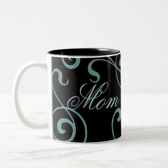 Stylish Mom Mug (customizable color!)