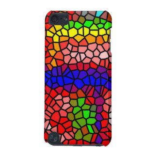 Stylish mutlicolored stained glass iPod touch (5th generation) covers