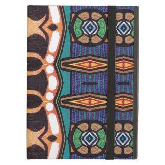 Stylish original designer tribal iPad case
