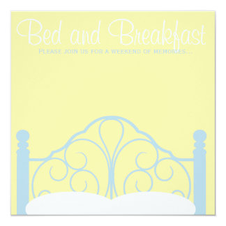 Stylish Ornate Inn Bed Frame Invitations