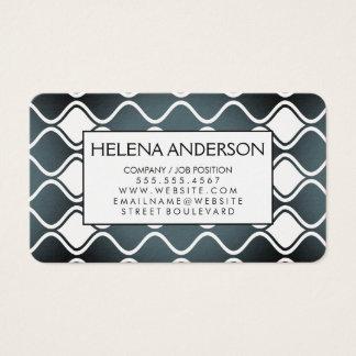Stylish Pattern Business Card