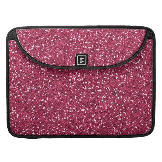 Stylish Pink Glitter Sleeve For MacBooks