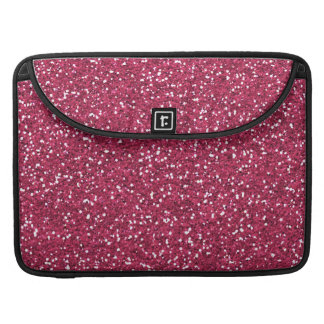 Stylish Pink Glitter Sleeves For MacBook Pro
