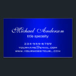 """Stylish Plain Blue Gradient Multiple Purpose Business Card Magnet<br><div class=""""desc"""">Stylish Plain Red Gradient Multiple Purpose - Modern Look Business Card Magnet Template for you. All text style,  colors,  sizes can be modified to fit your needs. If you need any customization,  please feel free to contact us.</div>"""