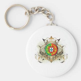 Stylish Portugal Keychain