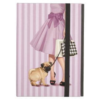 Stylish promenade cover for iPad air