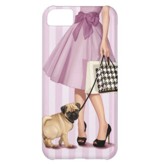Stylish promenade cover for iPhone 5C