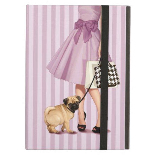 Stylish promenade iPad cases