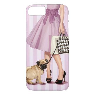 Stylish promenade iPhone 8/7 case