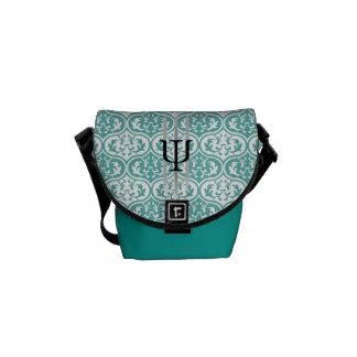 Stylish Psychology Tote Courier Bag