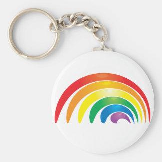 Stylish Rainbow Key Chain
