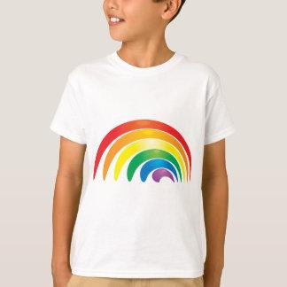 Stylish Rainbow T-Shirt