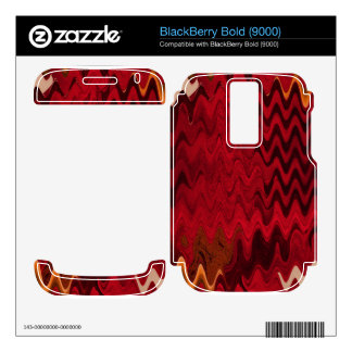 stylish red black abstract background BlackBerry skins