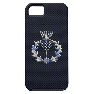Stylish Scottish Thistle iPhone SE/5/5s Case