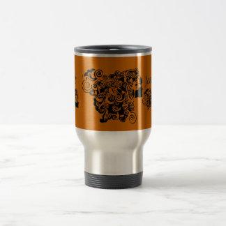 Stylish Stylist  Personal Coffee Mugs