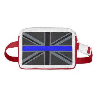 Stylish Thin Blue Line Union Jack Fanny Pack