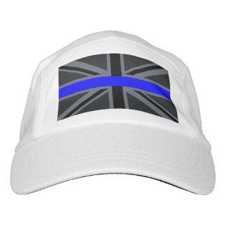 Stylish Thin Blue Line Union Jack Headsweats Hat