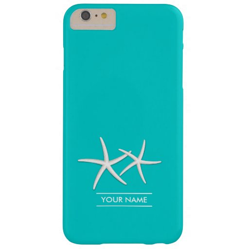 tiffany iphone case stylish blue starfish barely there iphone 6 plus 13104