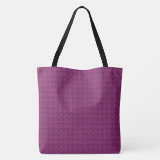 Stylish-Tiny-Rose's-Plum-Totes-Bag''s-Multi-Style' Tote Bag