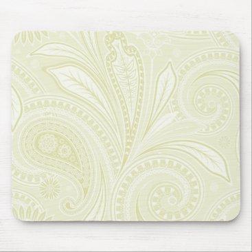 Professional Business Stylish_Tradiononal-Decor-(c) Unisex_Cream Mouse Pad