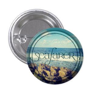 Stylish Traveler Button   Seafarer
