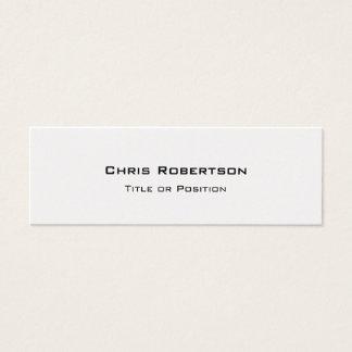 Stylish Trendy Modern Charming Business Card