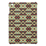 Stylish Tribal Fabric. Native American, Aztec Cover For The iPad Mini