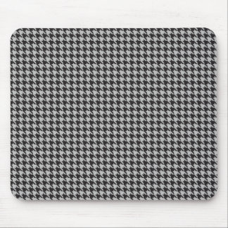 Stylish Unique Hounds Tooth Check Mouse pad