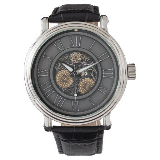 Stylish Vintage Steampunk #5C Wrist Watches