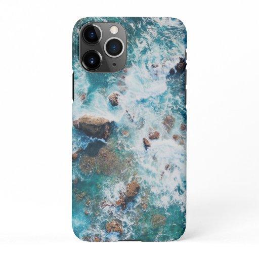 stylish water splashing iPhone 11 Pro Cases