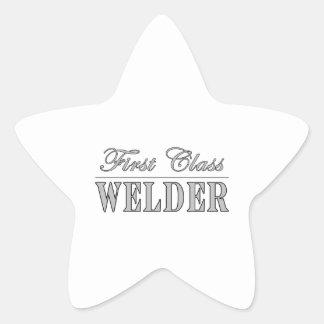 Stylish Welders : First Class Welder Stickers